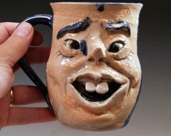 Funny Face Mug SECOND SALE
