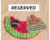 Reserved Listing for ejcr53