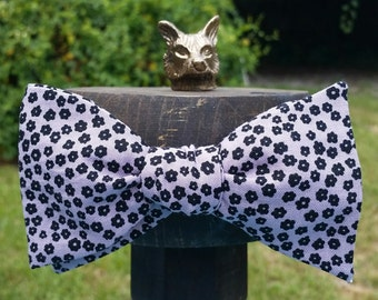 Mens Freestyle Bow Tie