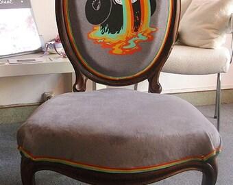 fauteuil chaise cartoon