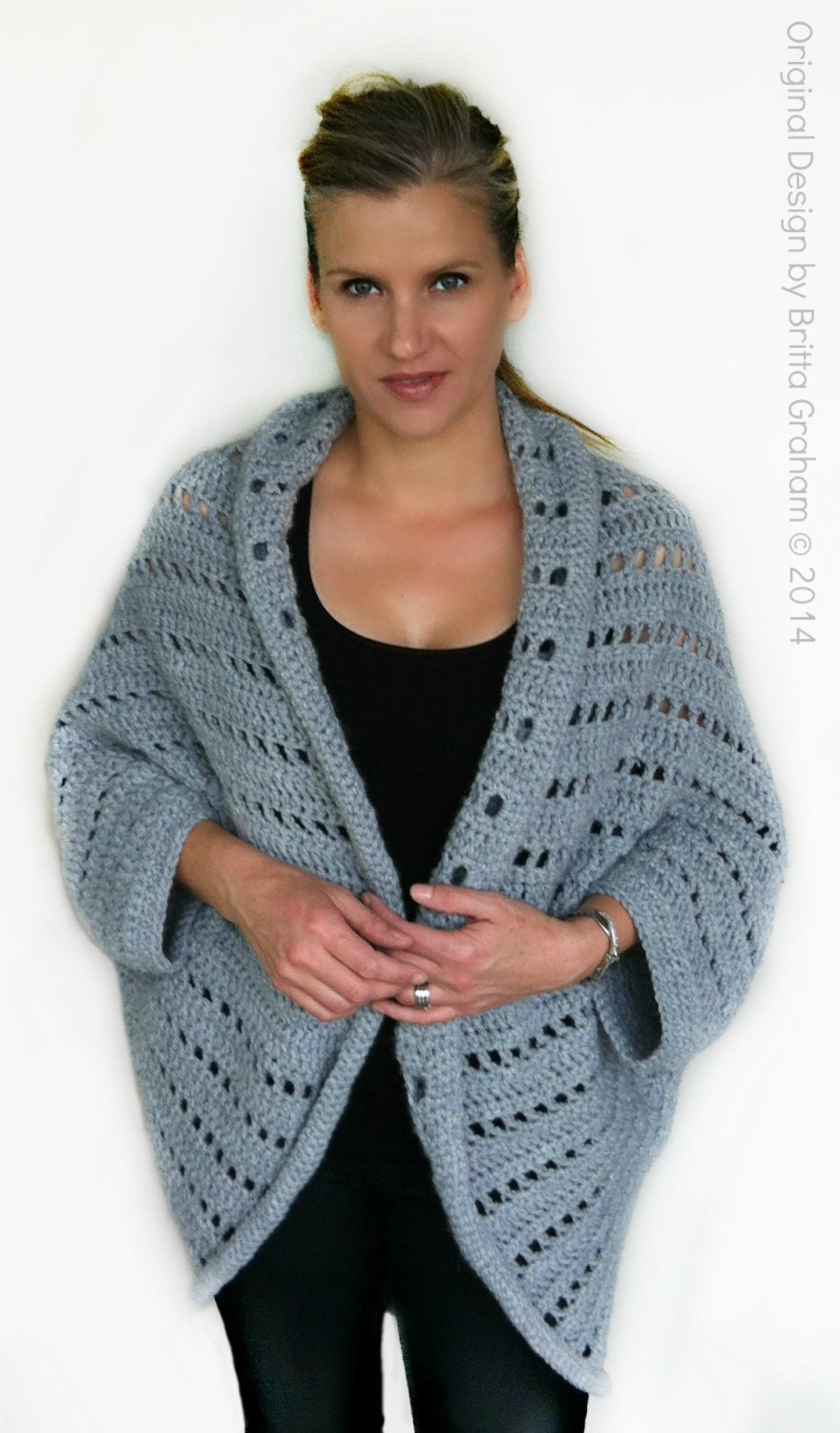 Chunky pattern easy crochet coupon shipping cardigan free boutique business plan