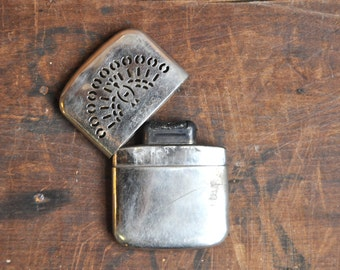 FREE SHIPPING - Vintage Pocket Hand Warmer E2061