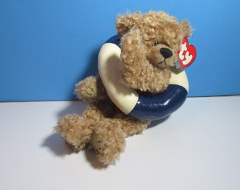 vintage ty beanie baby bear, allura, free shipping