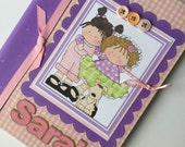 PERSONALIZED Cute Composition Book PPL3