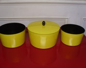 RESERVED For Patoq  Vintage 1960's Nesting Snack Bowls