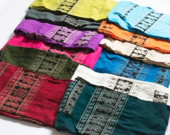 All Around The World...Printed Rayon Harem Pants /Gypsy Pants/Aladdin Pants/Genie Pants/Yoga Pants /Thai Pants