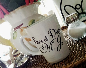 Custom Mug Coffee Cup Personalized Mug Custom Quote Mug