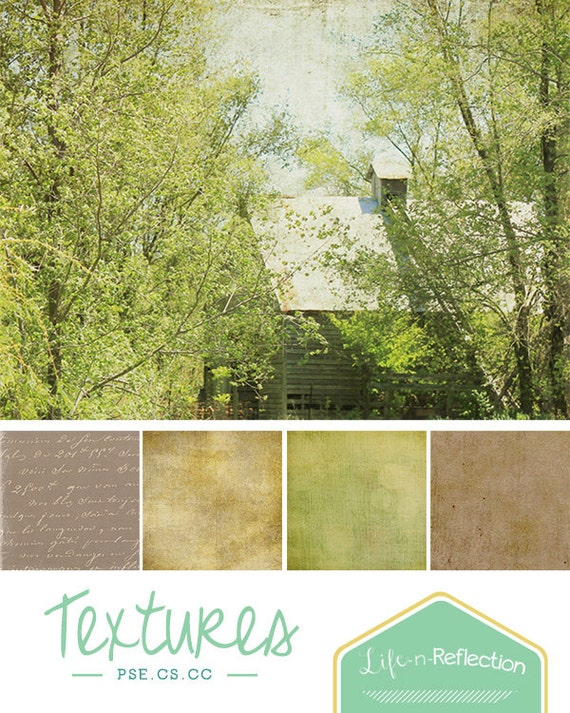 Photoshop Textures: Artist Collection Vol 4