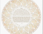 Ring of Life V Ketubah