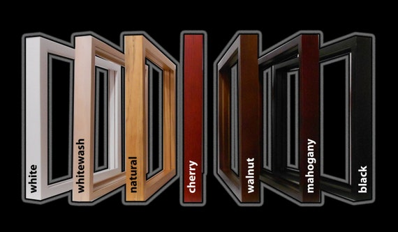 Gallery Wood Frame with Veneer Finish
