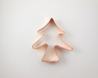Little Fat Christmas Tree Cookie Cutter - Handcrafted by The Fussy Pup