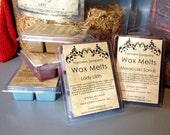 Moroccan Sands Wax Melt Tart Melt Parasoy Clamshell Scented Wax