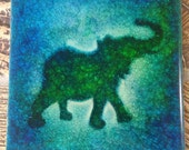 Elephant - Six Inch Tile