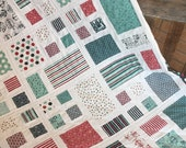 PDF Quilt Pattern for Layer Cakes On The Right Path