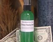 Money Scented Spray Wicca Wiccan Pagan Spirituality Religion Ceremonies Hoodoo Voodoo Metaphysical MaidenMotherCrone Rituals Esbat