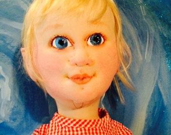 OOAK Handmade Baby Doll Sophia