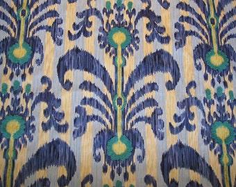 Curtain Valance or Cafe, Window Curtain, , Iman Home Java Moon Luna Tufted Medallion Curtain Valance or Cafe 50 x 22