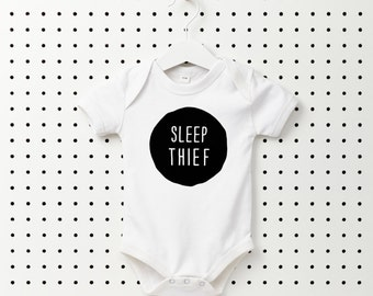 Sleep Thief BabyGrow Onesie
