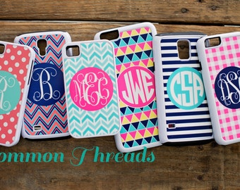SALE iPhone 4 or 4S Cell Phone Case Personalized Monogrammed