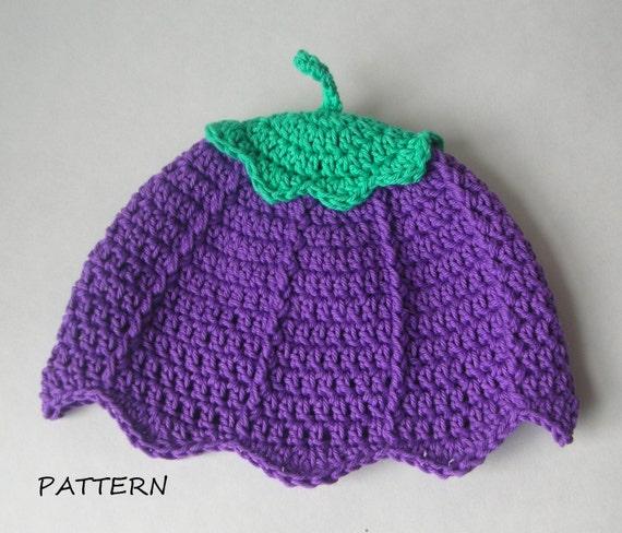 Crochet Pattern For Flower Fairy Primrose Hat : Items similar to Flower Fairy Crochet Baby Hat/Beanie ...