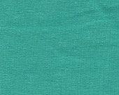 Solid Seafoam Green 4 Way Stretch 9oz Cotton Lycra Jersey Knit Fabric, 1 Yard