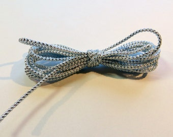 Grey and Silver Cord