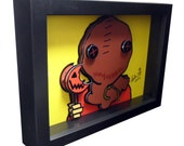 Trick r Treat Sam Horror Art Horror Movie Art 3D Art