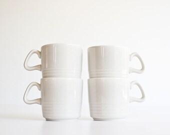 Vintage Mid Century Modern Mug Set
