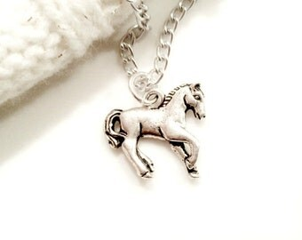 SALE Horse Necklace Horse Jewelry Country Girl Women Gift Teen Girl Gifts Tween Jewelry SALE Items Trending Now R14