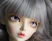 BJD eyes Doll eyes Hand made available in 12141618202224mm Sparkling Sweet Pea made to order