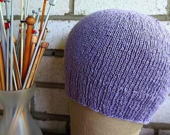 Linen and Pima Cotton Chemo Cap Wonderful Gift Under 30 dollars