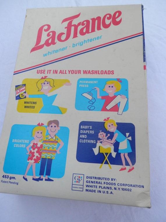 Vintage Laundry Detergent 78