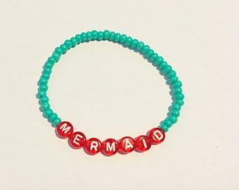 MERMAID Beaded Bracelet