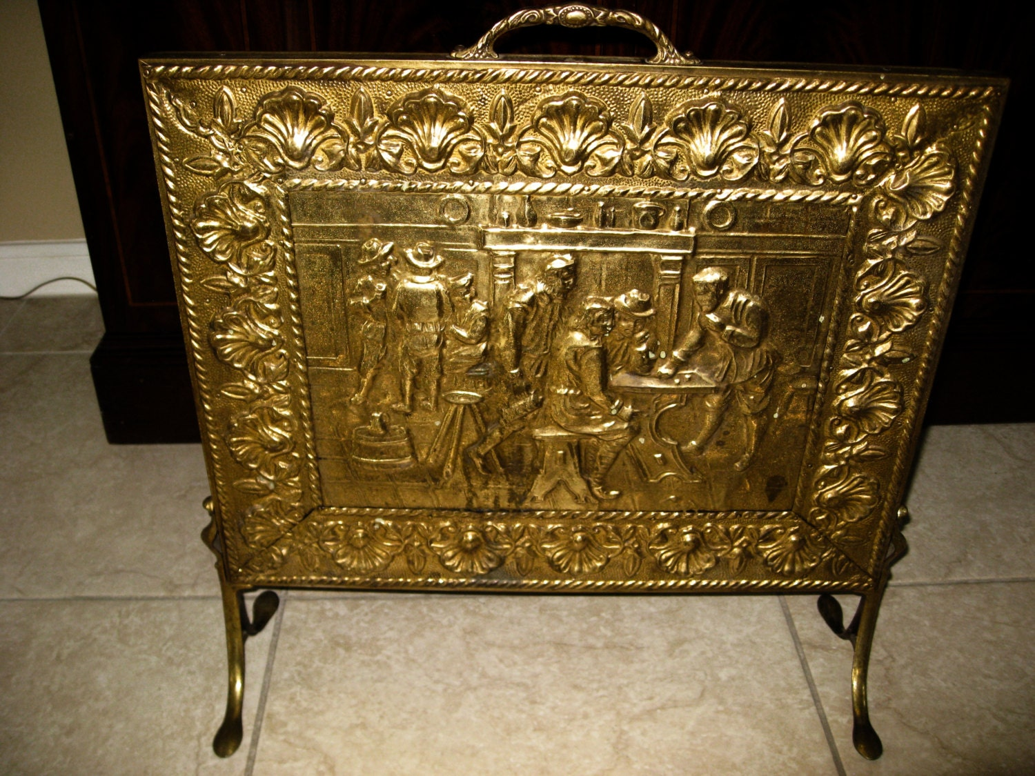 antique fireplace screens images reverse search