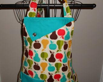 Tuscany Apples and Pears Women's Apron