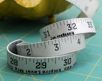 Three Stackable Measurement Bracelets