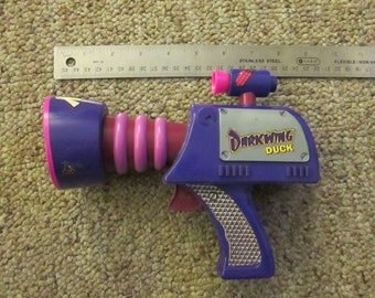 Darkwing Duck Gun - Lets get Dangerous Vintage 90s