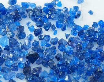 1ct+ Wholesale lots of AAA Grade Cobalt Blue Accent Spinel - Price Per Carat