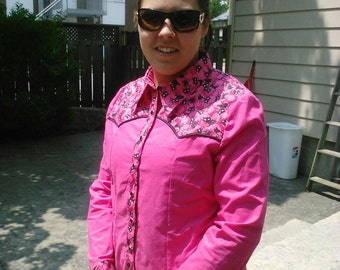 Custom Western Shirt