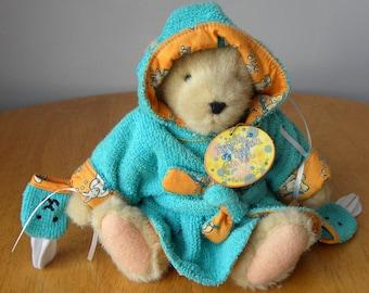 Muffy Vanderbear - Muffy Splish Splash - Muffy Teddy Bear - The North American Bear Company - Muffy Bathtime Collection