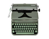 Hermes 2000 Typewriter in Excellent Working Order - FREE Domestic Shipping