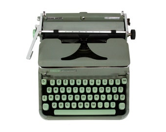 Refreshed Hermes 2000 Typewriter in Excellent Working Order - FREE Domestic Shipping