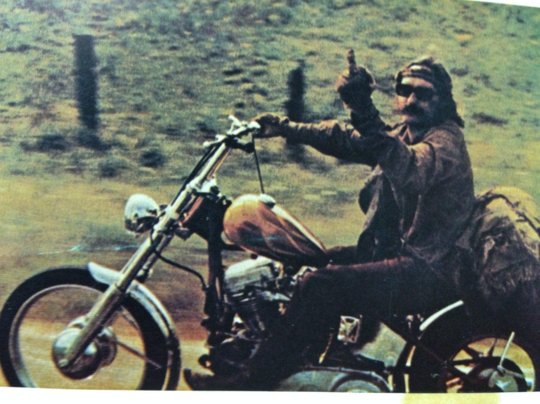Easy Riders Movie Poster Original Easy Rider Movie Poster