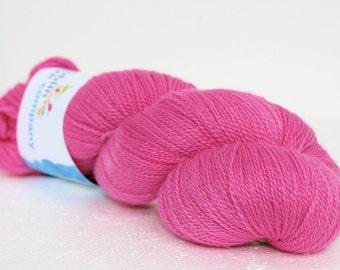 Plush Lace - Pink Lady