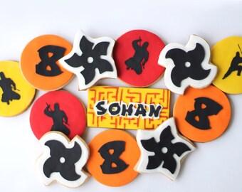 Ninja Cookie Set