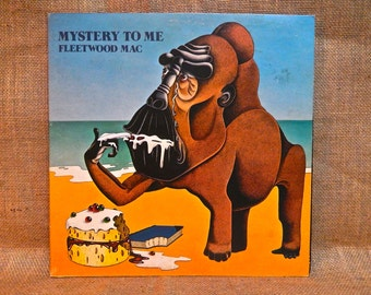 FLEETWOOD MAC - Mystery to Me - 1973 Vintage Vinyl Gatefold Record Album