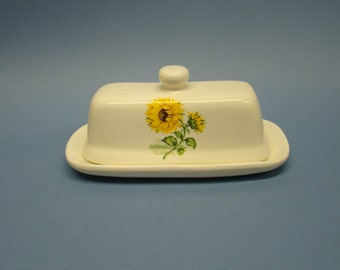 Sunflower Butter Dish