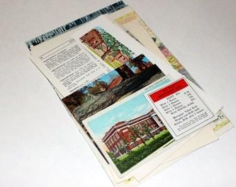 Kentucky - United States Vintage Travel Collage Kit
