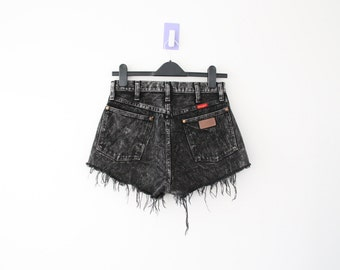 distressed wrangler shorts