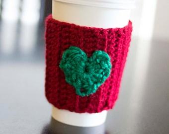 Crochet Cup Cozie